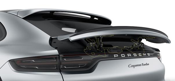 Подробнее : Кроссовер Porsche Cayenne Coupe полностью рассекречен