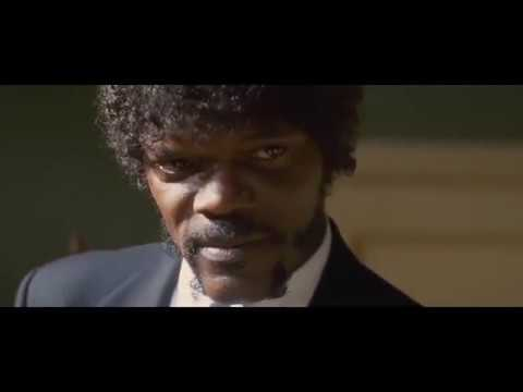Pulp Fiction - Jules eats and kills