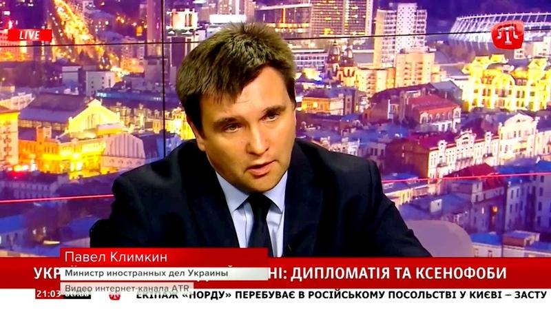 Украинские власти всё больше и больше сползают в фашистское мракобесие! 2018 HD