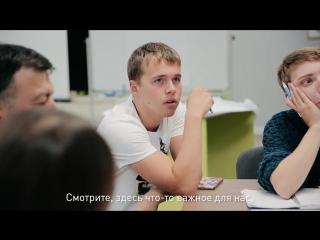 Воркшоп Карен Олсон в Омске в рамках проекта Город своими руками