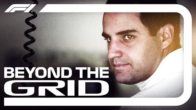 Juan Pablo Montoya Interview _ Beyond the Grid _ Official F1 Podcast