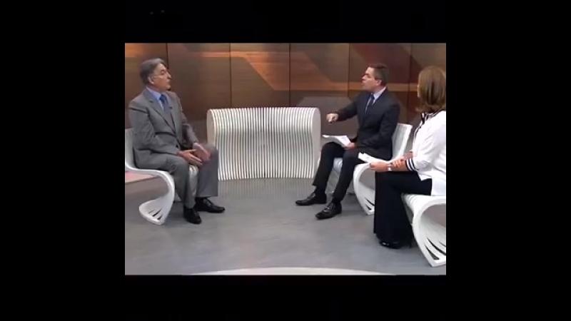 Na Globo Pimentel constrange apresentador até ele dizer o nome de