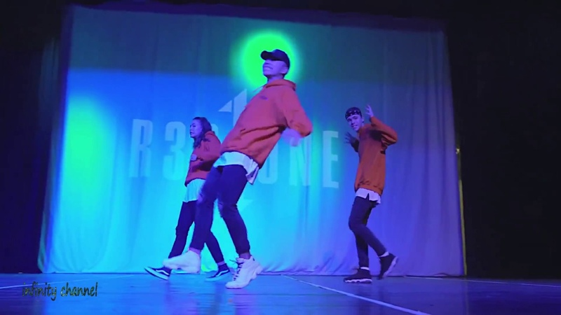 Dopebwoy cartier R3D ONE Choreography