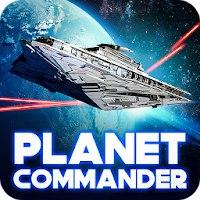 Установить  Planet Commander [Мод: бесплатные Покупки]