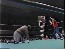 1991.11.21 - Abdullah The Butcher/Giant Kimala II vs. Dynamite Kid/Johnny Smith [FINISH]
