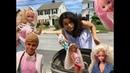 НАШЛА НА МУСОРКЕ КУКОЛ БАРБИ 60-90х ГОДОВ! Барби и куклa Kenner Bubble Belles