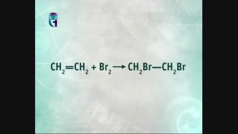 Химия для чайников. Лекция 24. Молекулы органических веществ с кратными углеводо