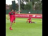 Keita, Milner, Gini vs Salah, Trent, Robertson