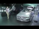 Новый Mercedes GLE с уникальной подвеской и B-класс следующего поколения_ скоро в России! Обзор от Motor.