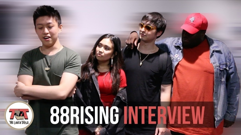 88rising Interview Rich Brian NIKI Joji August 08 Head in the Clouds Asian Representation