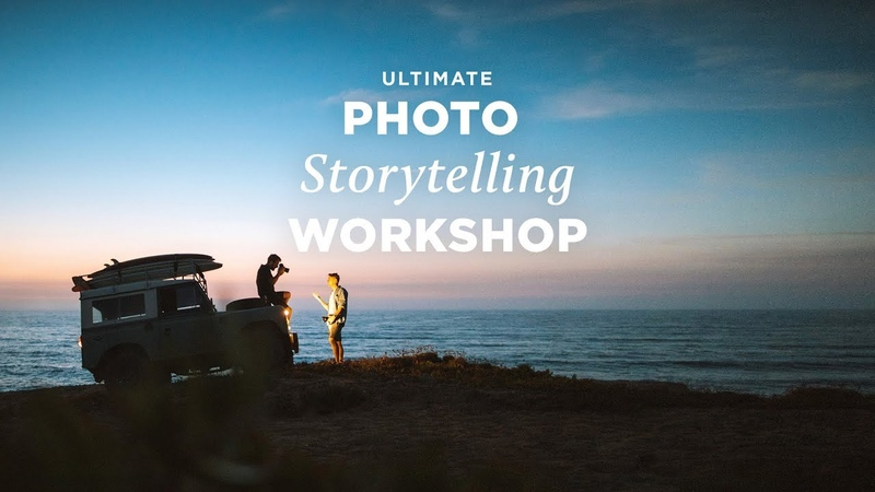 Ultimate Photo Storytelling Workshop.. Go beyond the bangers