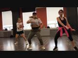 Reggaeton weekend EkB//Reggaeton class by Olya BamBitta