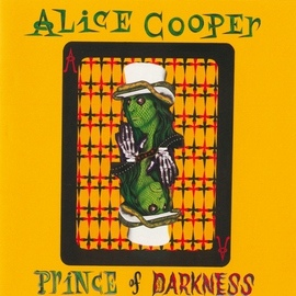 Alice Cooper альбом Prince Of Darkness