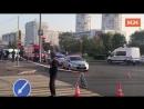 Наезд на пешеходов в Марьино