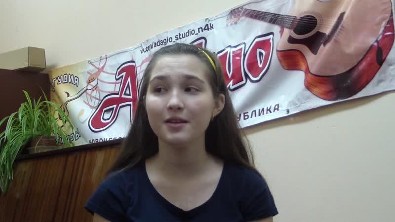 Летаю - исп. Милана Соколова