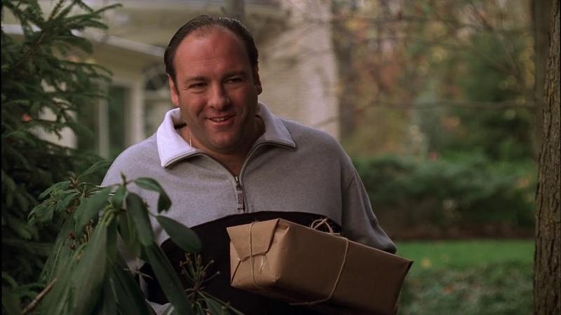 The Sopranos (Клан Сопрано)   Ты такой симпатичный когда затеваешь паксоти