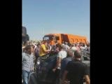 Перекрытие дороги Тимашевск - Кореновск, 3 июля