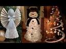 🎄 Świąteczne Lifechacki Pomysły ❄️ DIY Dekoracje na święta ❄️ Jak ozdobić Śwój pokój na święta