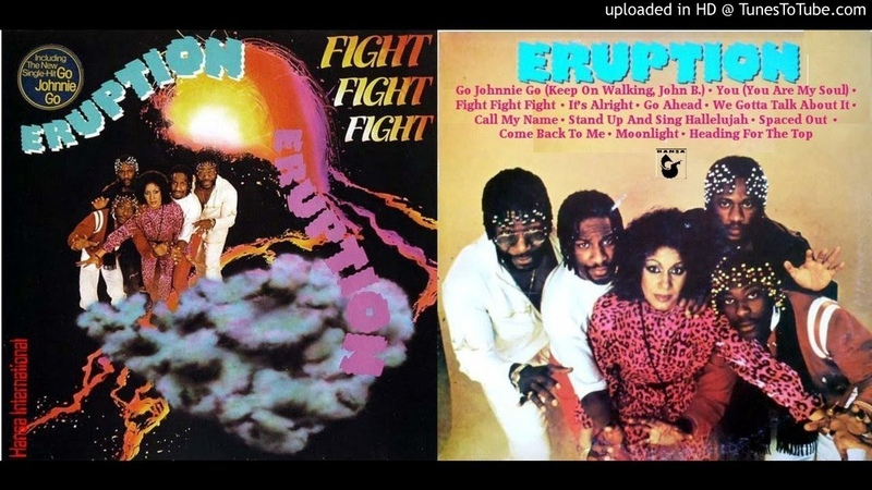 Eruption Fight Fight Fight (Full Album, Expanded Version) [1980]