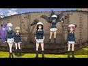Girls Und Panzer - AMV - Shark Team - Dead Man's Chest