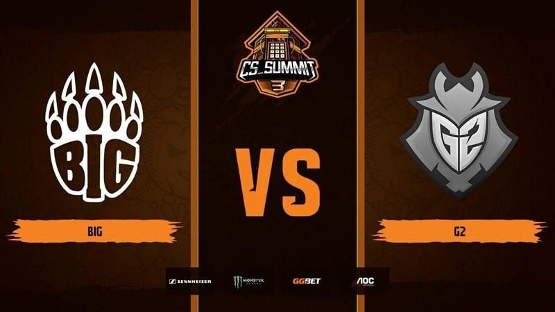 BIG vs G2, map 2 inferno, cs_summit 3
