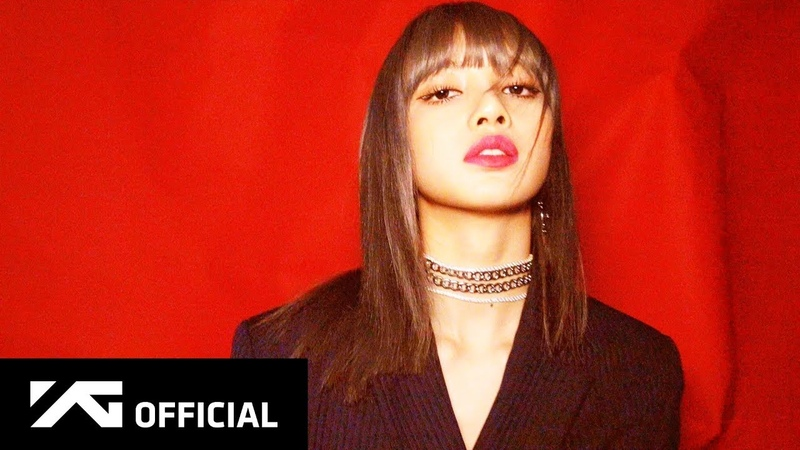 BLACKPINK - 'KILL THIS LOVE' LISA TEASER VIDEO