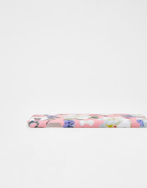 Чехол с цветами для iPhone 6 plus/ 7 plus/ 8 plus