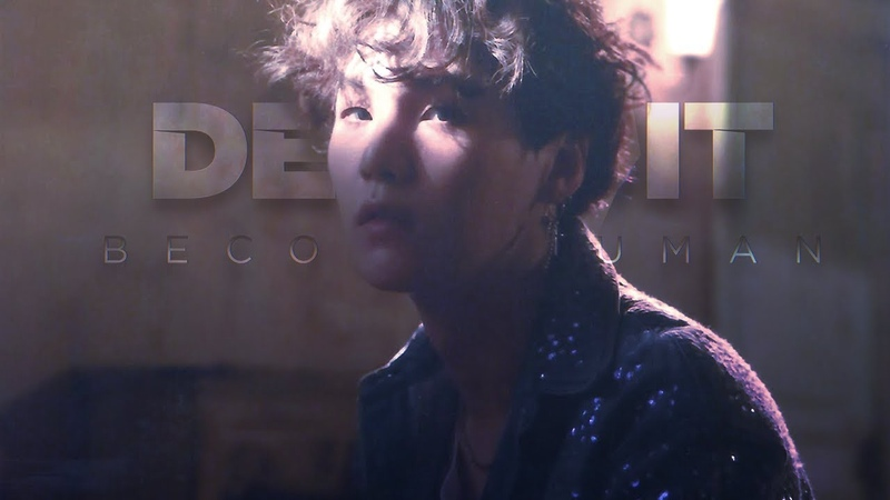 BTS ⤬ Detroit: Become Human ⌜Min Yoongi⌟ ╎ Ringwanderung au!edit