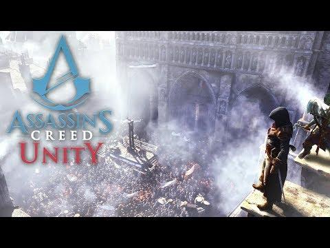 Приключения французского Ассассина Арно Дориана 🔥 Assassins Creed Unity [01.07.2018]