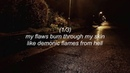 $UICIDEBOY$ - I NO LONGER FEAR THE RAZOR GUARDING MY HEEL (LYRICS)