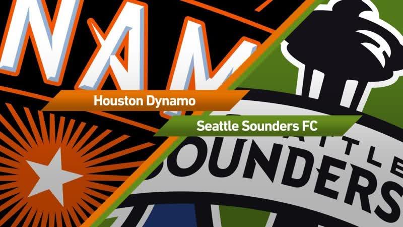 HIGHLIGHTS Houston Dynamo vs Seattle Sounders FC October 21 2018