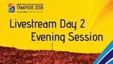 IAAF World Under 20 - Tampere Livestream Day 2 Evening Sess
