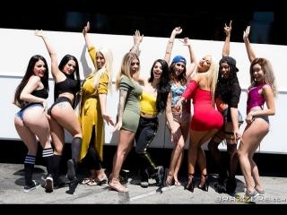Aaliyah Hadid,Ashley Adams,Bridgette B,Gina Valentina,Karma Rx,Katrina Jade,Kira Noir,Kissa Sins,Lela Star,Lena Paul,Nicolette