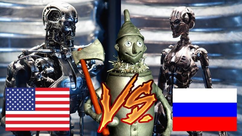 Технологии страны ФЕЙКОВ против технологий США