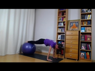 Комплекс для восстановления силы и гибкости. Подготовка к балансам на руках.