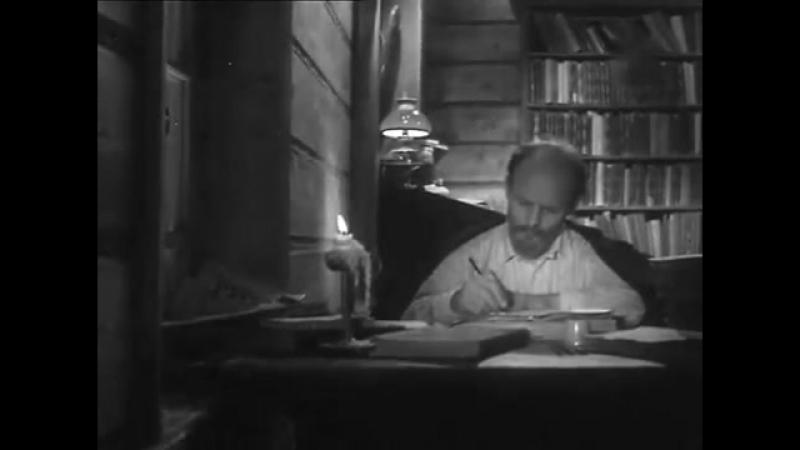 Ленин в Швейцарии. 1965. СССР. Хф. Исторический.
