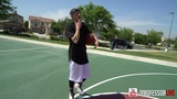 In-n-Out Behind The Back Snatch Back Move Tutorial... Love this move! Tons of NBA players use this