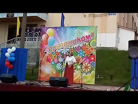ОЛЬГА ВОРОБЬЕВА ДЕНЬ РОССИИ Д-КОНСТАНТИНОВО