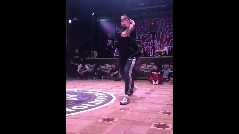 Hip Hop International 2018 Incredible Miha