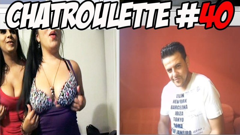 CHATROULETTE I RdR Bromas Eroticas PajiTroll