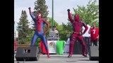 Дэдпул 2 и Человек-паук станцевали вместе... Это ШЕДЕВР!!! Мстители: война бесконечности 2