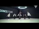 UNI5 _ KẺ CẮP TRÁI TIM _ Dance Practice