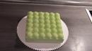Муссовый торт Груша, ежевика и ваниль