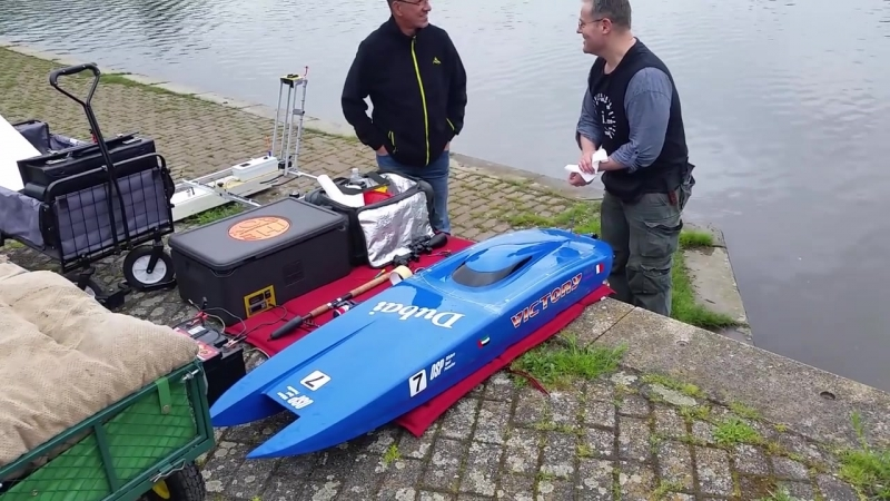 235,2 km_h HPR 185er Mystic Style TMM 80063-3 for Race Boats X2-SERIES PRO
