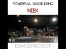 Niek | Danceprojectfo