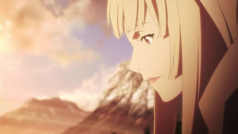 [AniDub] 10 серия - Ярость Бахамута Невинная душа Shingeki no Bahamut Virgin Soul