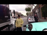 March 16: Video of Justin spotted out in West Hollywood, California