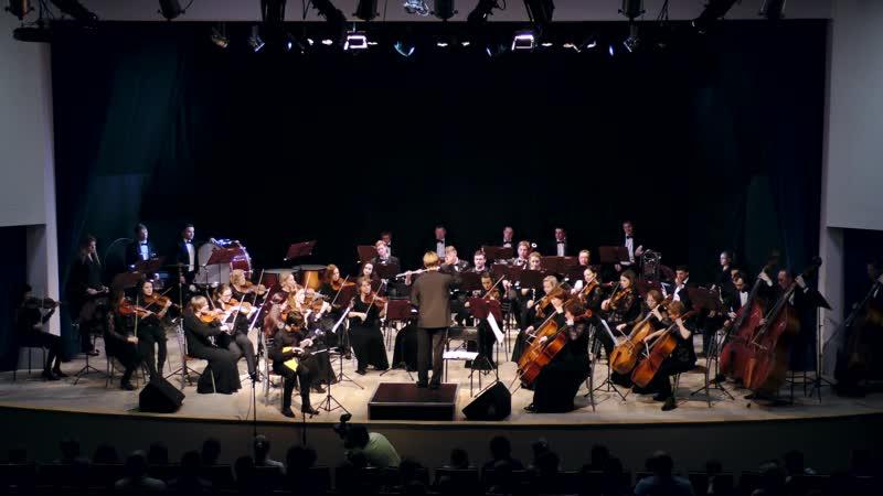 Лупский Арсений 8.11.2018 Благотворительный концерт Оркестр - детям в Удмуртской государственной филармонии