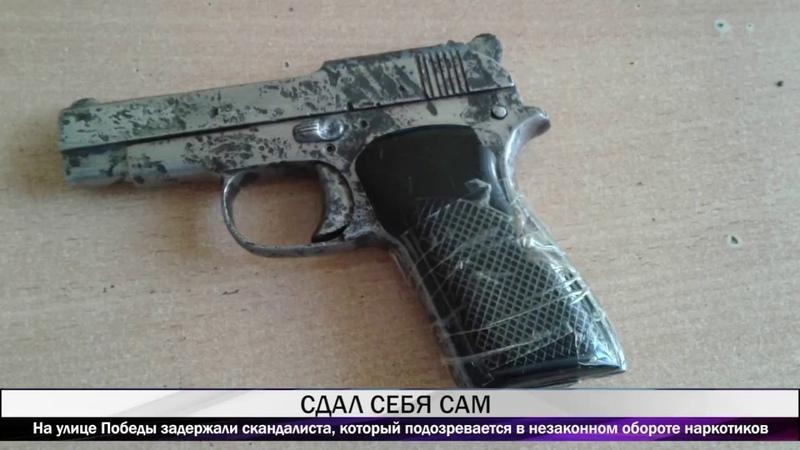 Тагильская полиция задержала владельца незаконного оружия и наркотиков