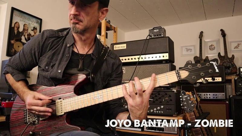 Joyo BantAmp Zombie - quick shred